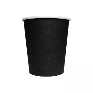 gobelet carton kraft noir